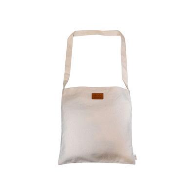 Calico Long Handle Shoulder Bag 38cm x 38cm
