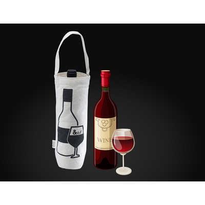 Calico Wine Bag 30cm x 16cm x 9cm