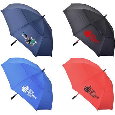 Deluxe Auto Golf Umbrella