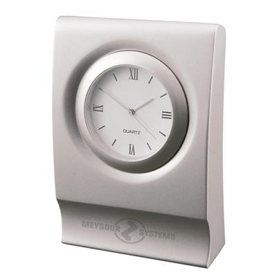 Monte Carlo Desk Clock - (printed with 1 colour(s)) C2203_PREMIER