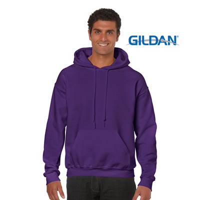 18500 Adult HB Hoody - Purple