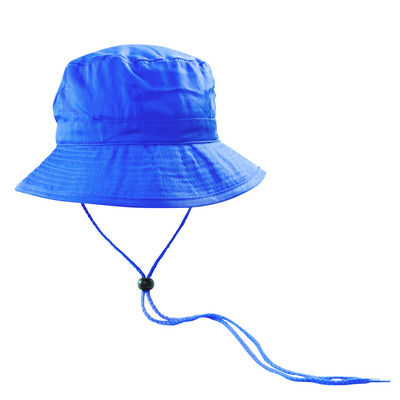 6535 PolyCotton Adjustable Bucket - Royal