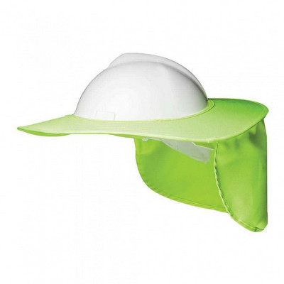 H15700 - Hard Hat Brim - Fluro Yellow