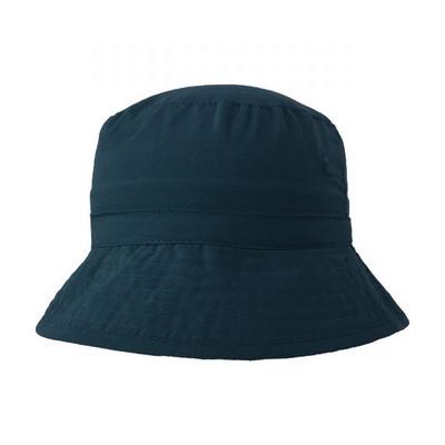 6055 Microfibre Bucket Hat - Vintage Navy