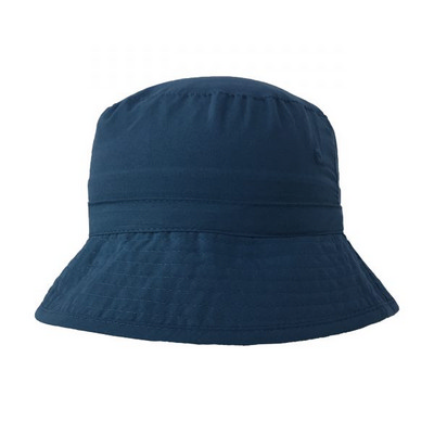 6055 Microfibre Bucket Hat - Navy