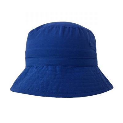 6055 Microfibre Bucket Hat - Royal