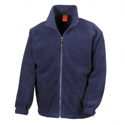 Result Adult 330gsm Polartherm Jacket - Navy