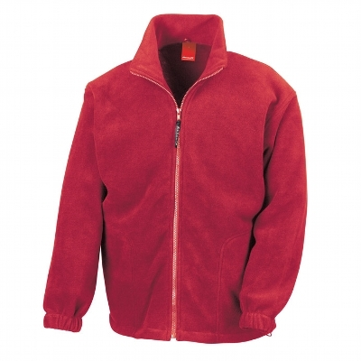 Result Adult 330gsm Polartherm Jacket - Red