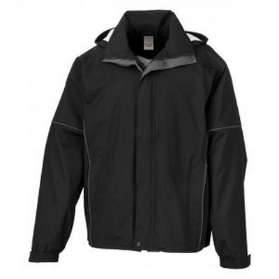 Result Adult Lightweight Technical Jacket - Black