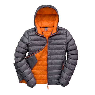Result Adult Snow Bird Jacket - GreyOrange