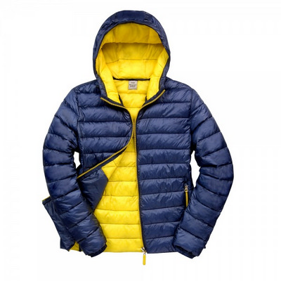 Result Adult Snow Bird Jacket - NavyYellow