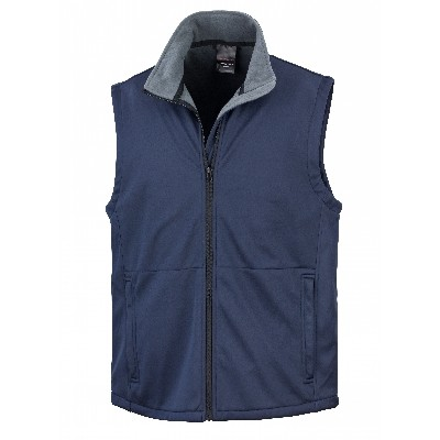Results Adult Core Soft Shell Vest