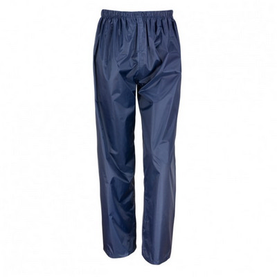 Result Core Adult Rain Pant - Navy