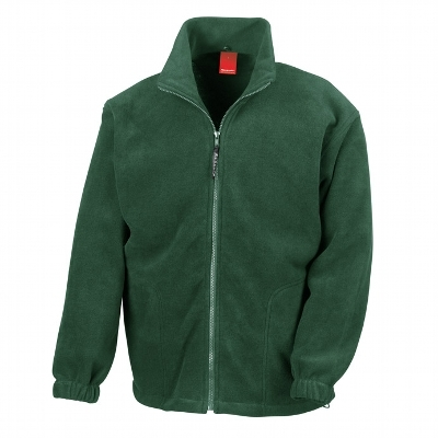 Result Adult 330gsm Polartherm Jacket - Forest