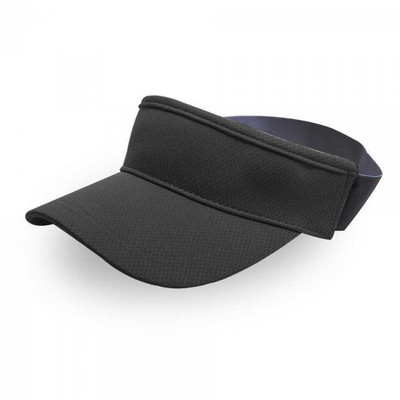 HW24 Athlete Elastic Visor - Black HW24