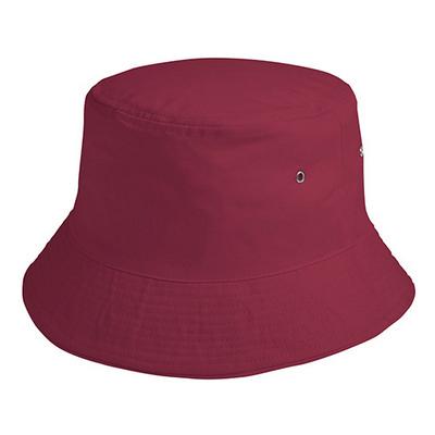 HW24 Sandwich Bucket Hat- Burgundy