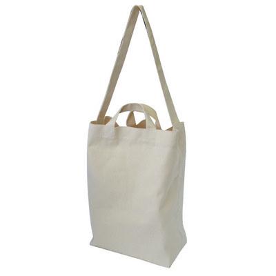 Dual Carry Canvas Bag