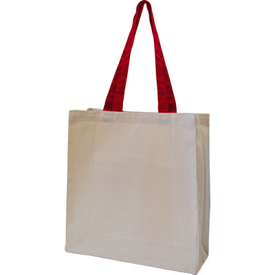 Heavy Duty Tote with Gusset