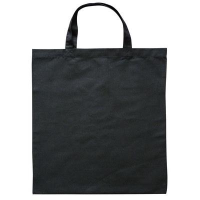 Calico Bag Short Handle - Colours
