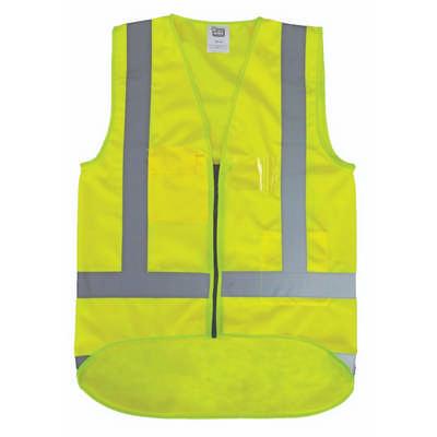Hi Viz Safety Vest