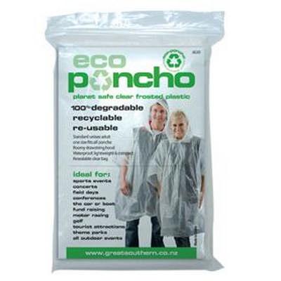 Eco-Poncho