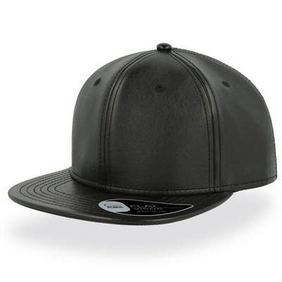 Atlantis Snap-Eco Leather Cap