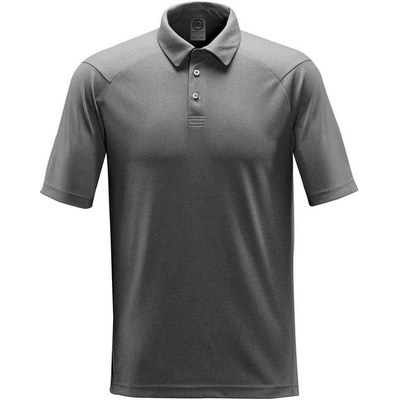 Stormtech Mens Mistral Heathered Polo
