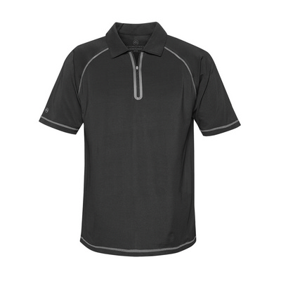 Stormtech Mens Laser Technical Polo