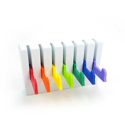 Rainbow Hooks