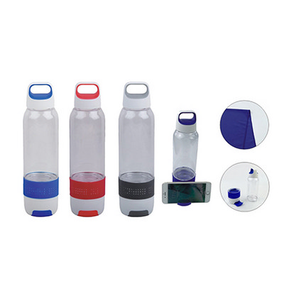 500ml Sport Bottle with Cooling Towel