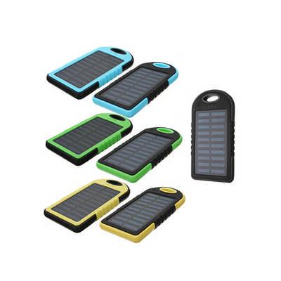 4000mAh Outdoor Solar Power Bank
