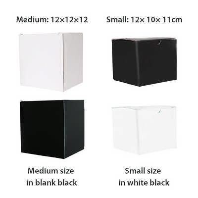 330ml Boston Ceramic MugMatte Black with White