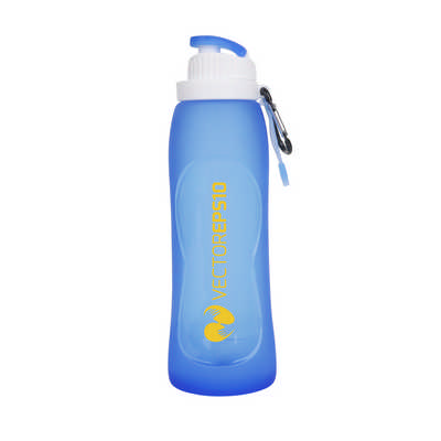 500ml Collapsible Silicone Drink Bottle