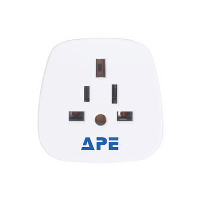 World To Australasia Travel Adapter - (printed with 1 colour(s)) PCH035_PC