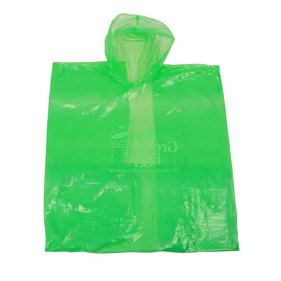 Handy Poncho - (printed with 1 colour(s)) PCH210_PC