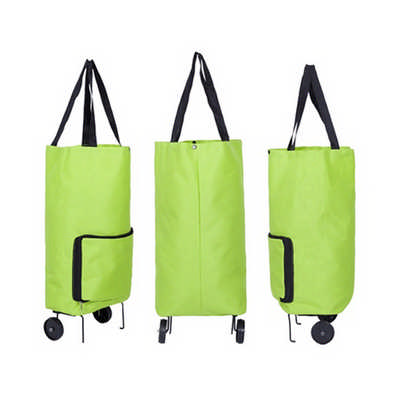Collapsible Shopping Trolley Bag - (printed with 1 colour(s)) PCPB075_PC