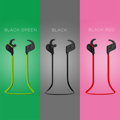 Double Coloured Magnetic Suction Wireless Headphones