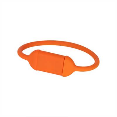 Round Cord Silicone Flash Drive