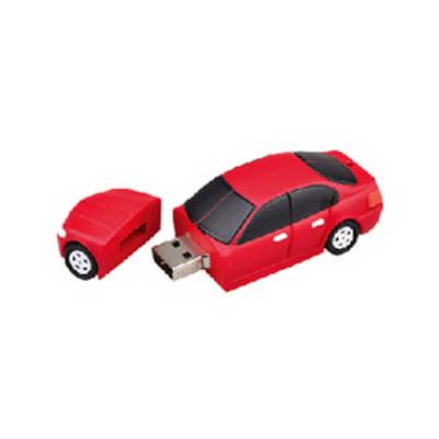 Sedan Shaped Flash Drive