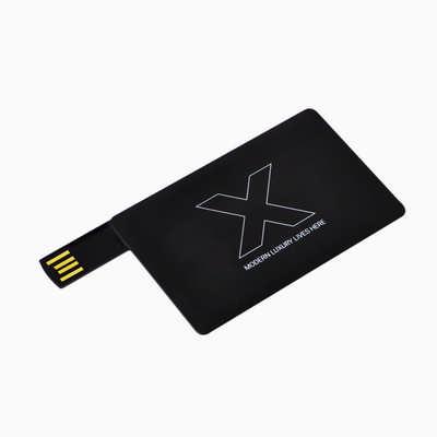 Flip Card Flash Drive