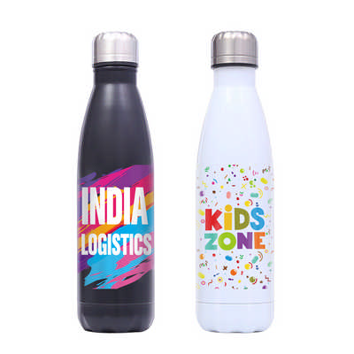 500ml Double Wall Swig Stainless Steel Bottle