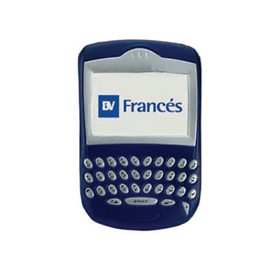 Blackberry Mobile Phone Shape Stress Reliever