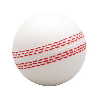 Cricket Ball Shape Stress Reliever