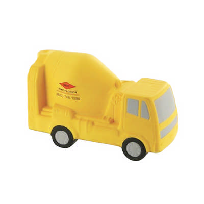 Cement Mixer Car Shape Stress Reliever