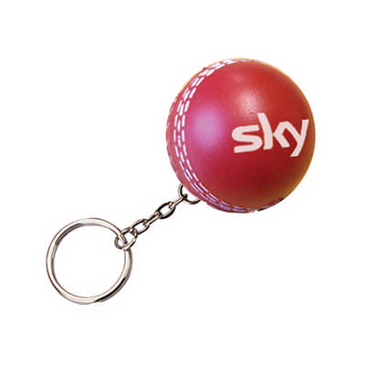Cricket Keyring Stress Item