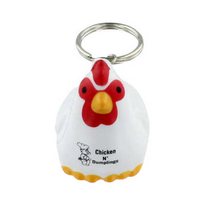 Cock with Keyring Stress Item