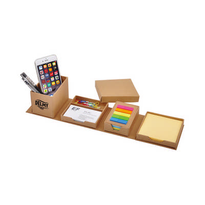 Folding Cube Desk Holder - (printed with 1 colour(s)) PXS1241_PC