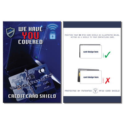 RFID Card Shield