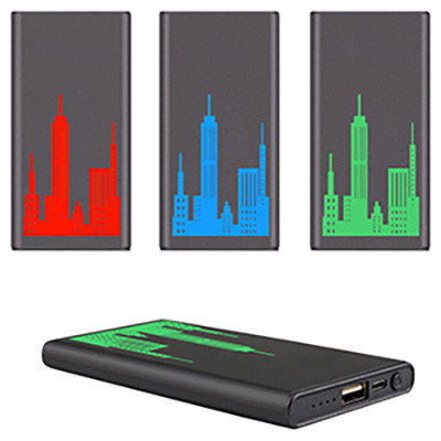 Electra LED Power Bank - 5000 mAh