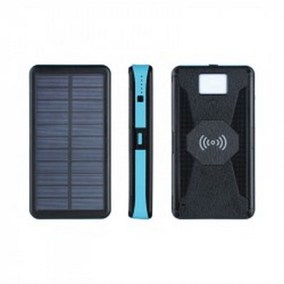 Europa Solar Wireless Power Bank 8000 mAh